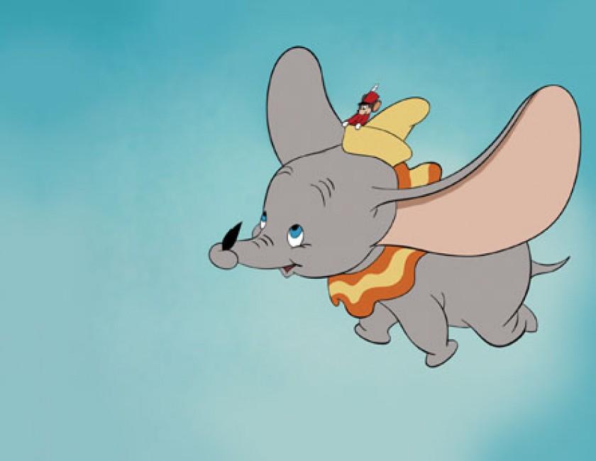 Che carino Dumbo!